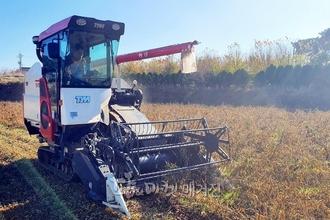 정읍시, 내년도 밭작물 농업 기계화 주력