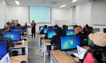 당진시농업기술센터, 농업인 정보화교육
