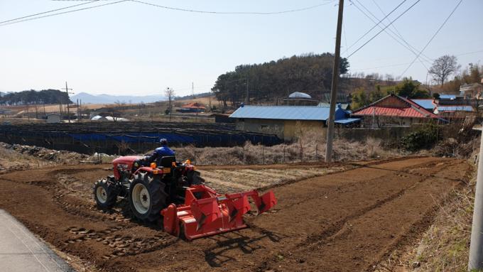 논산시 농업기술센터, 어려운 농작업 맡기세요!