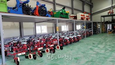 보은군, 농기계임대사업소 임대농기계 신규 구입
